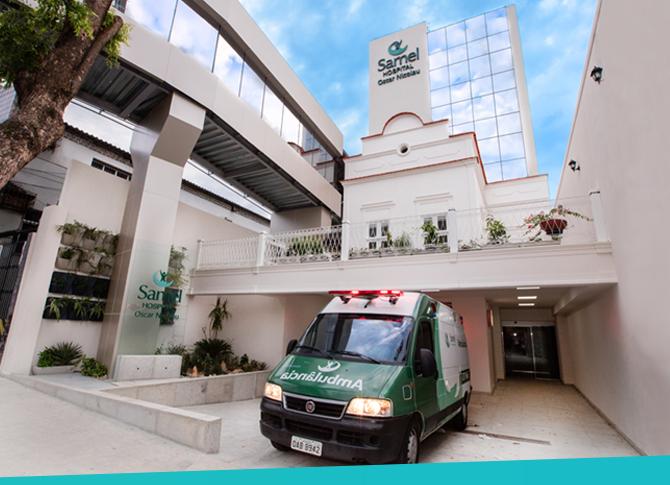 Hospital Samel - Assistência Médica e Hospitalar